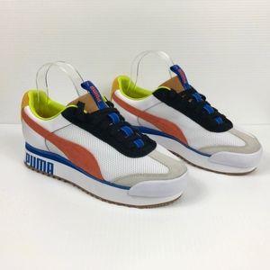 Puma Roma Amor Sport Platform Sneakers NEW